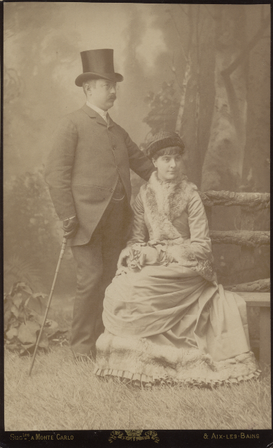 picture of williamd and martha young